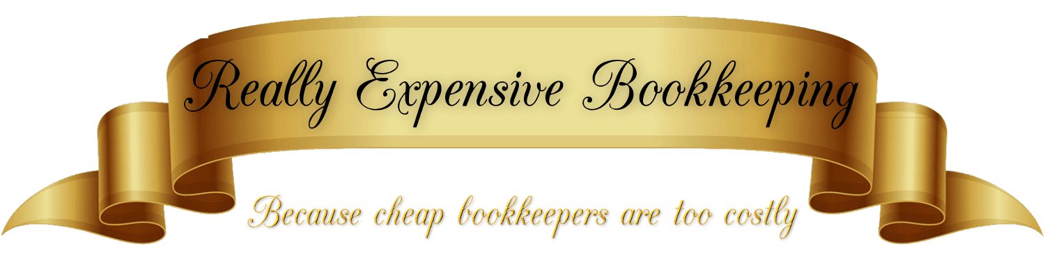 Really Expensive Bookkeeping